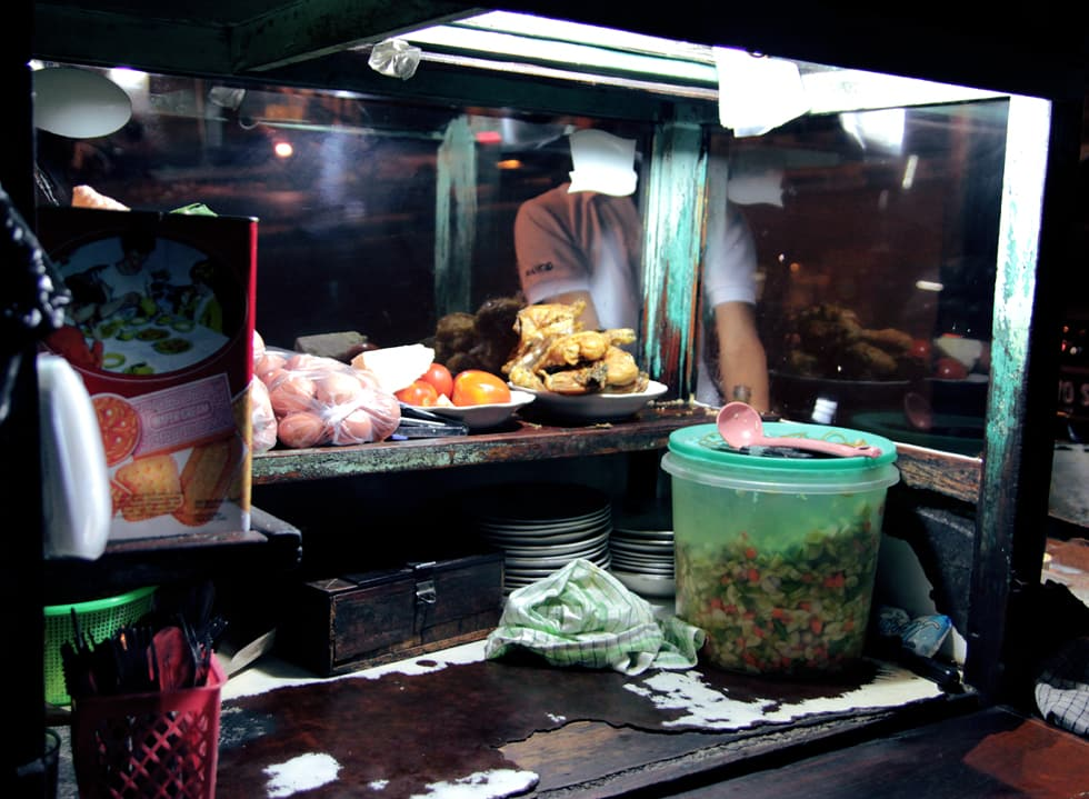 Nasi Goreng MPR's Deceptively Simple Fried Rice