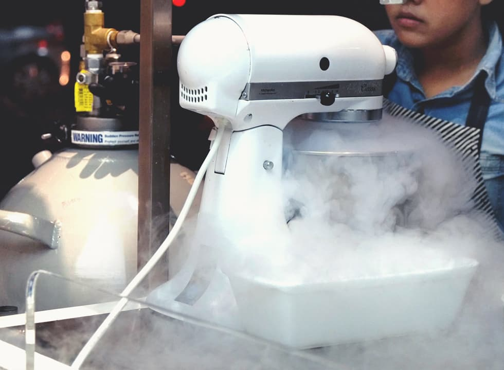 I Scream Ice Cream at LIN