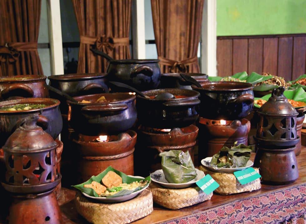 Mbah Jingkrak's Comfort Food With Exotic Twist