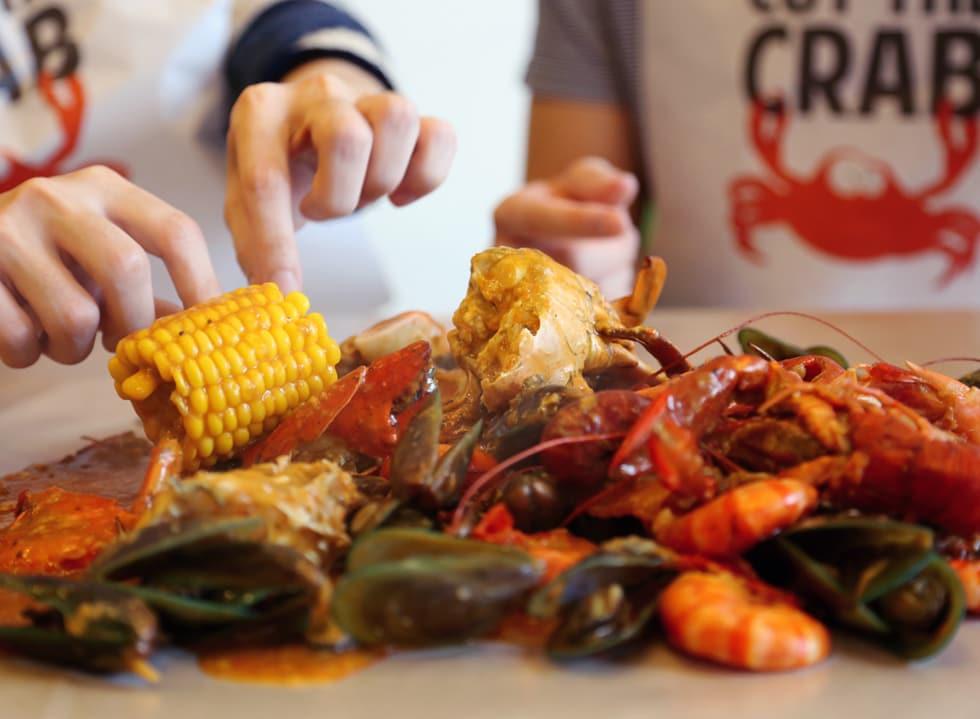 Cut The Crab