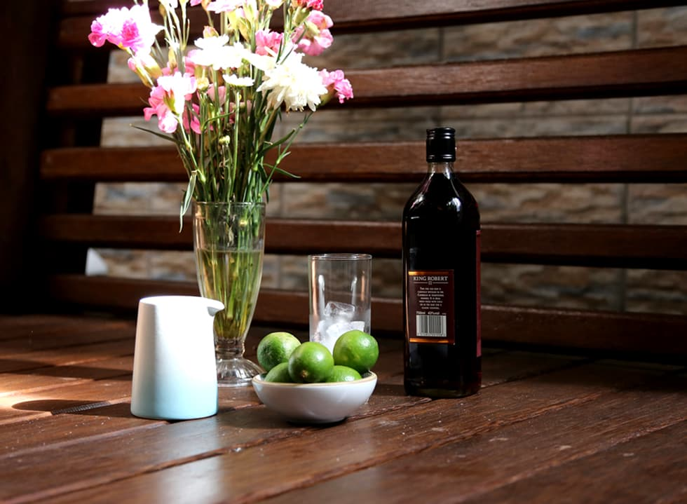 A Midsummer's Night Cocktail Recipe