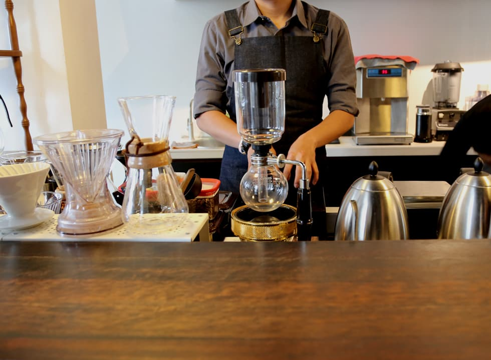Wake Up and Smell the Coffee with Doddy Samsura