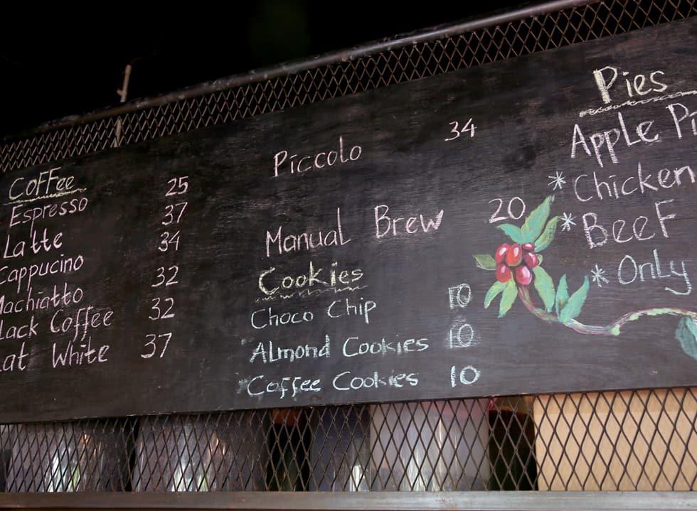 """Giyanti's Intimate """"Bespoke"""" Coffee Experience"""