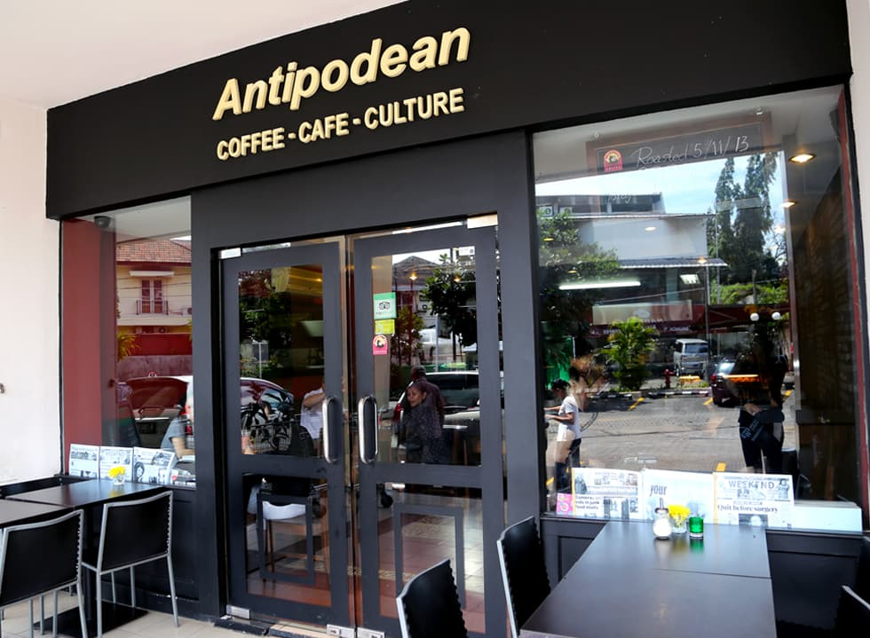 Antipodean