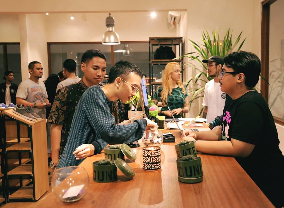MARIS Jakarta Store Launch