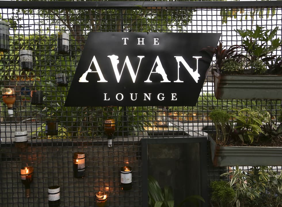 On Cloud Nine of Awan Lounge