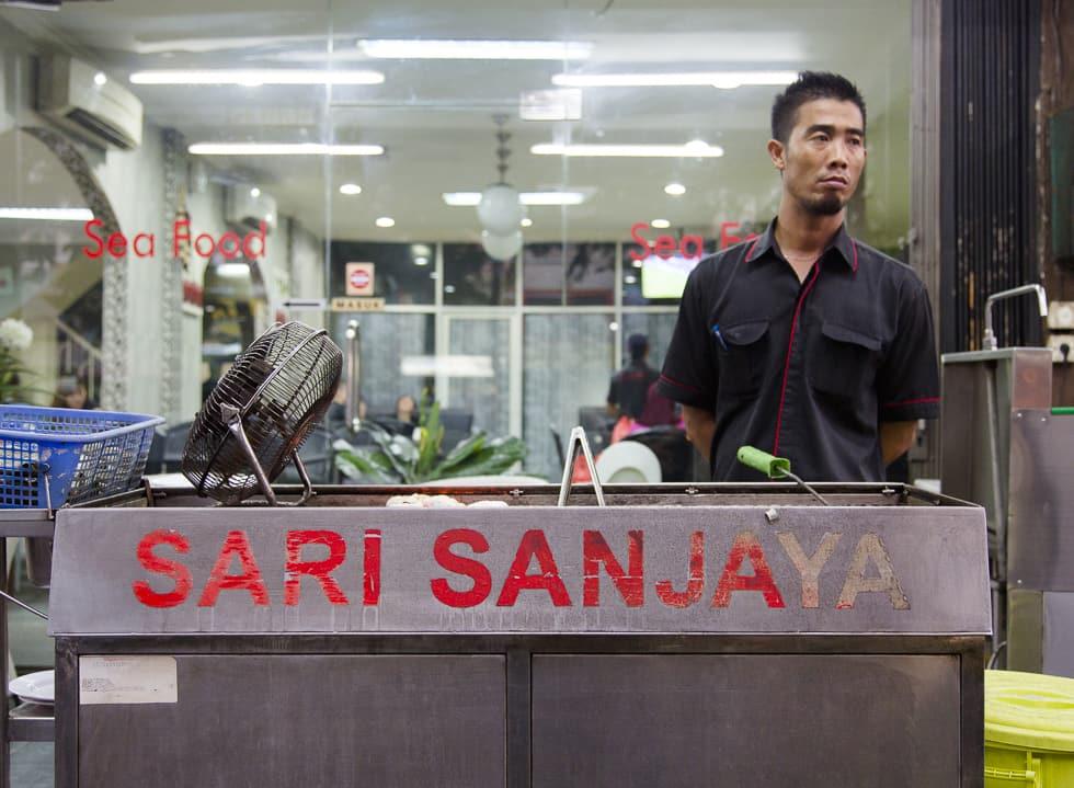 Sari Sanjaya: House of Pempek