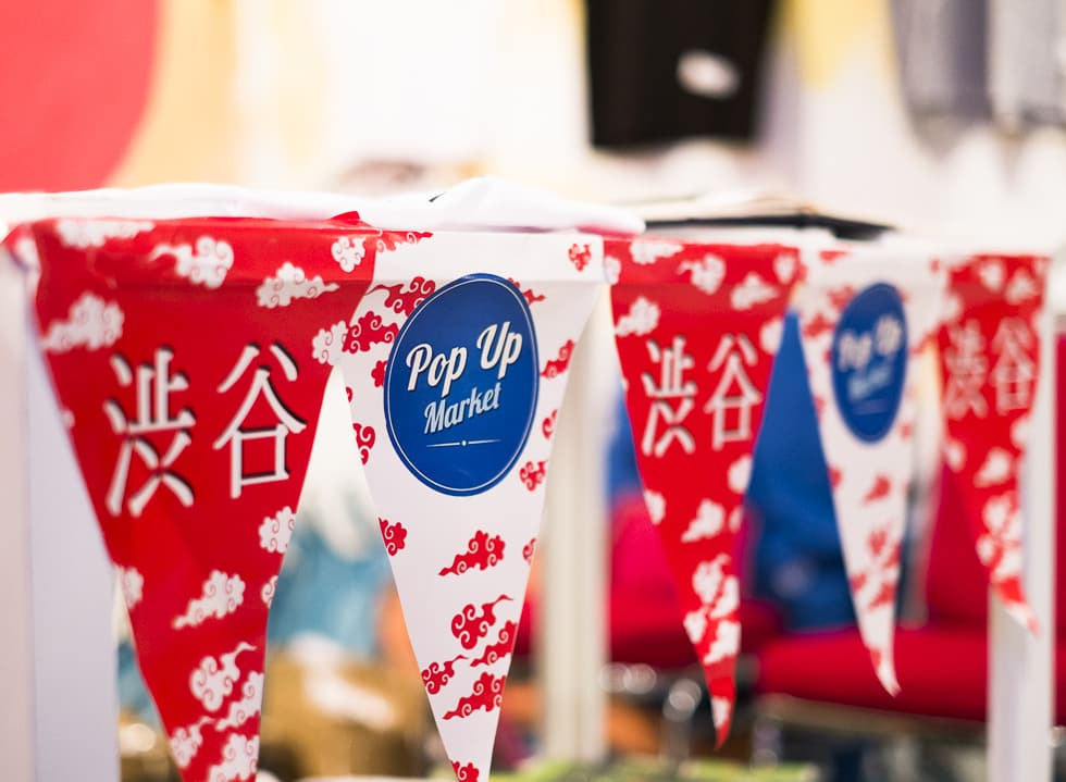 Pop Up Market 2014