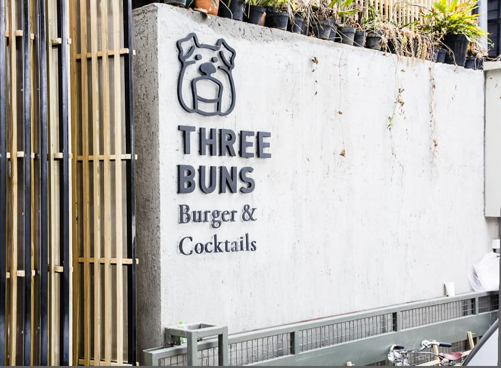 The New Kid on the Block: Three Buns