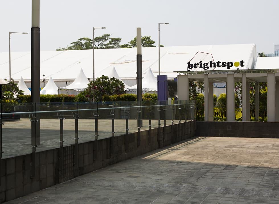 Brightspot's Pop-Up Mall