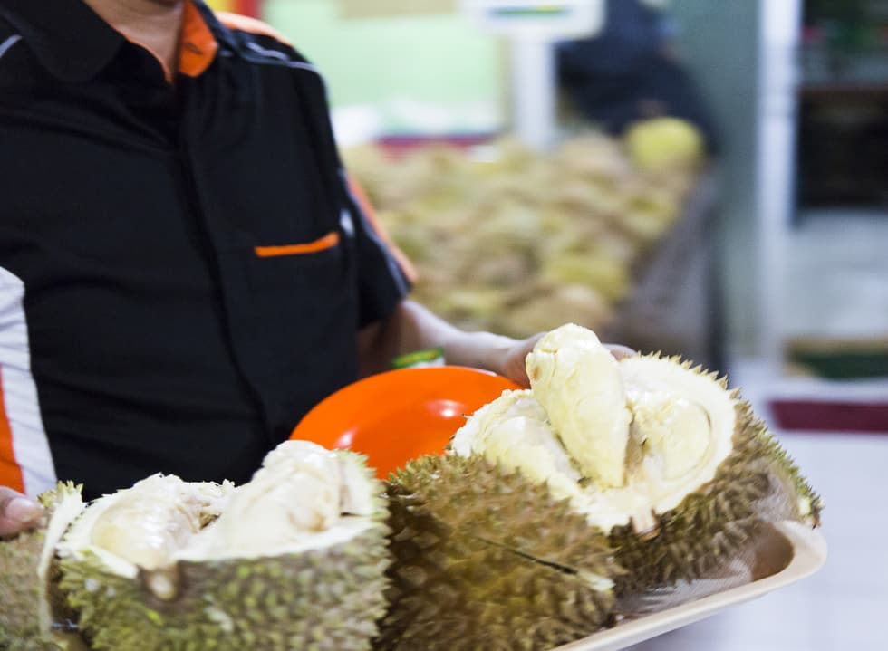 Raja Durian Cafe: Durian for All Seasons