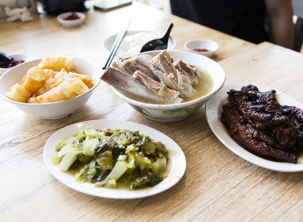 Song Fa's Deliciously Humble Bak Kut Teh