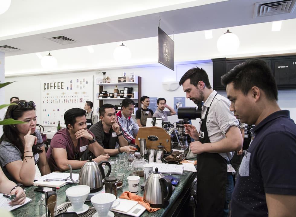 St. Ali's Jakarta Coffee Tour