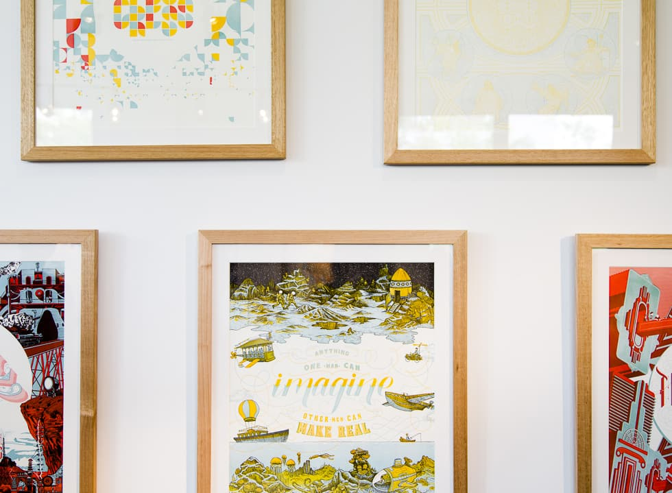 The Distillery Asia: For The Love of Letterpress