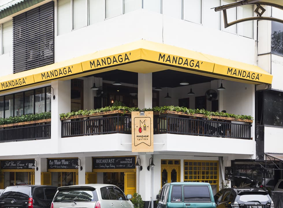 A Longing for Mandaga'