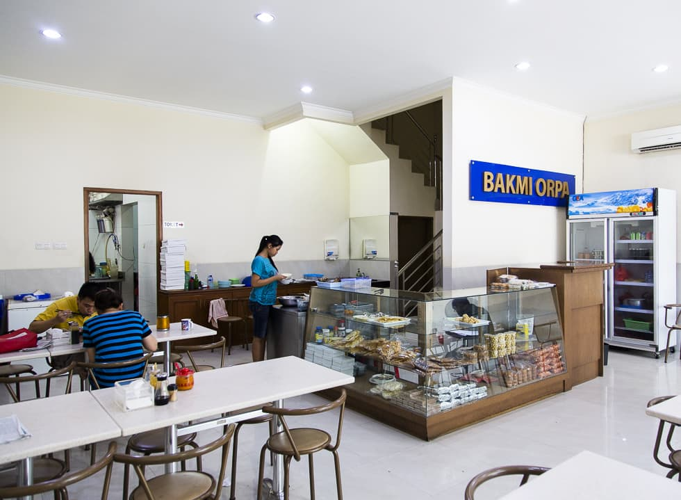 Bakmi Orpa: Everyone's Favourite