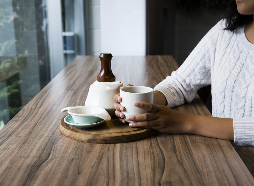 Tea Time with GAIA Tea