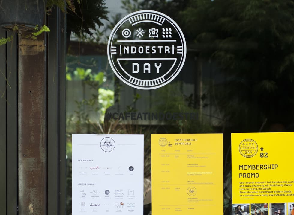 Creative Feats on 2nd Indoestri Day