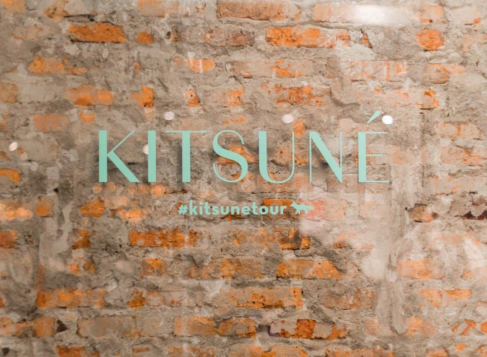 Maison Kitsuné Parisien Tour – Jakarta