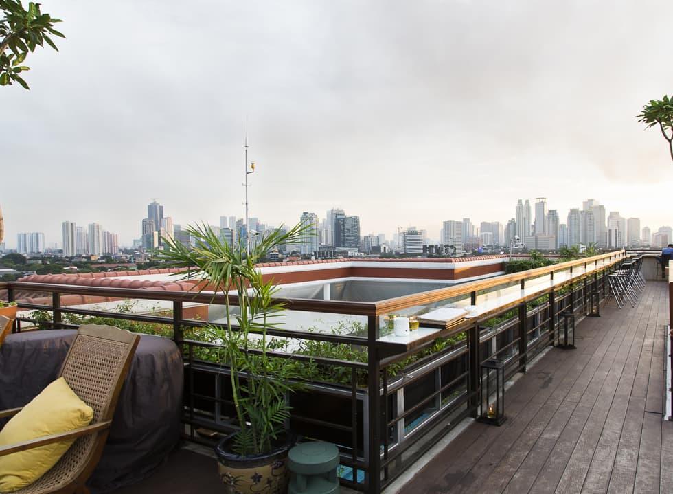 The View at La 'Vue
