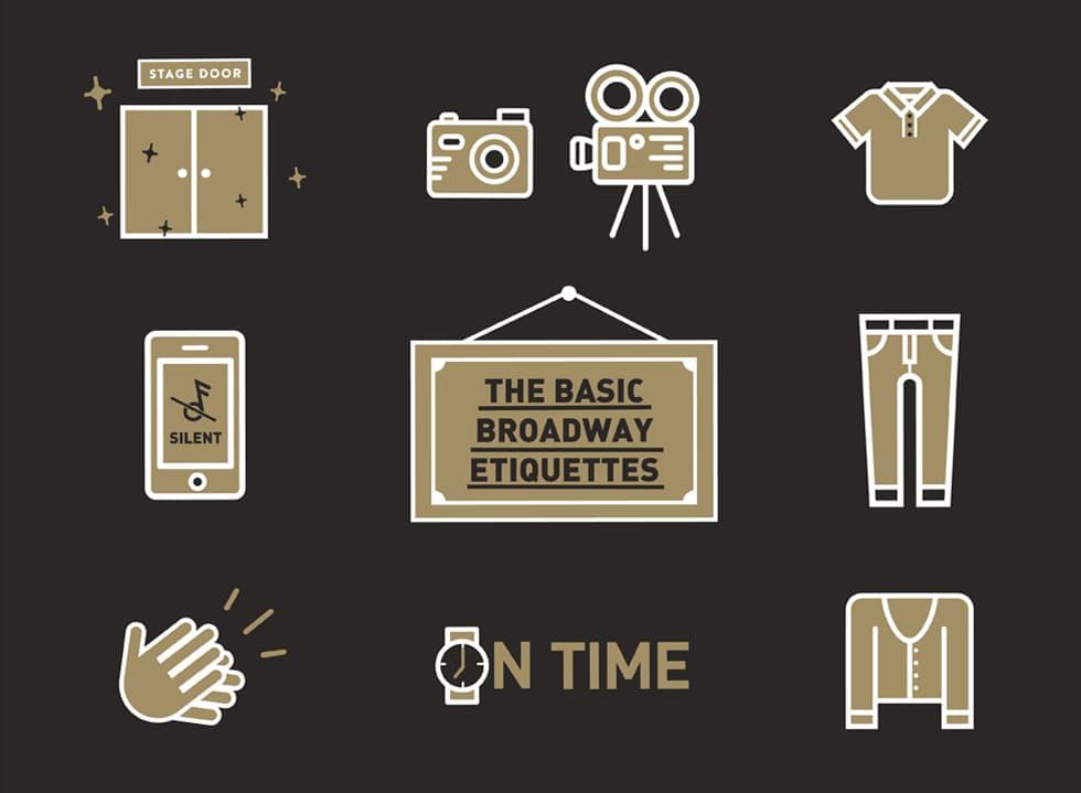 The Basic Broadway Etiquettes