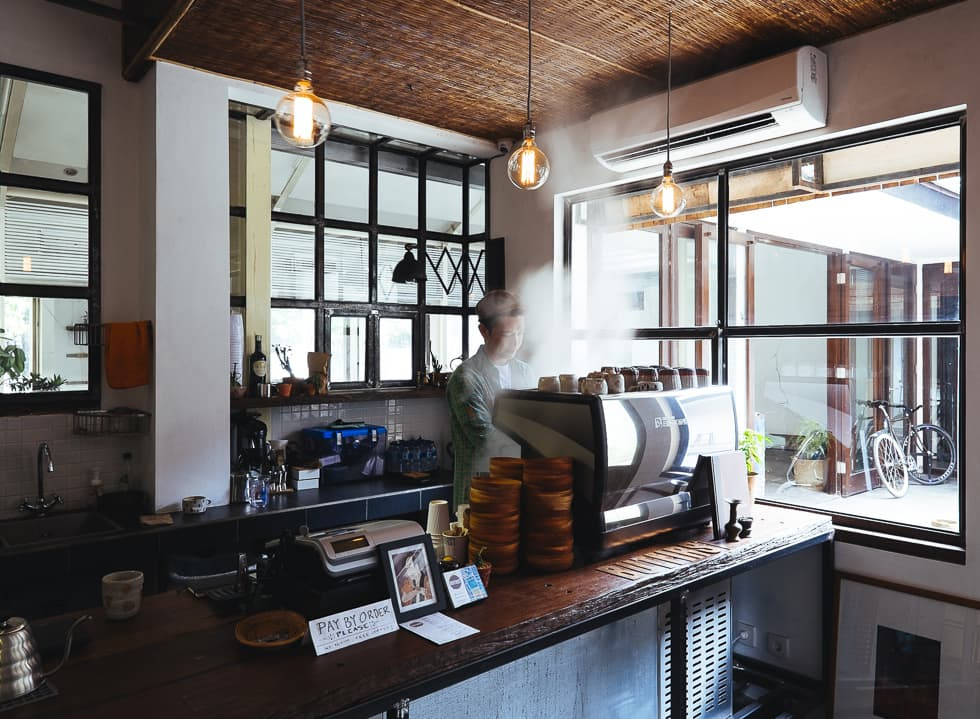 Hidden Coffee Shops