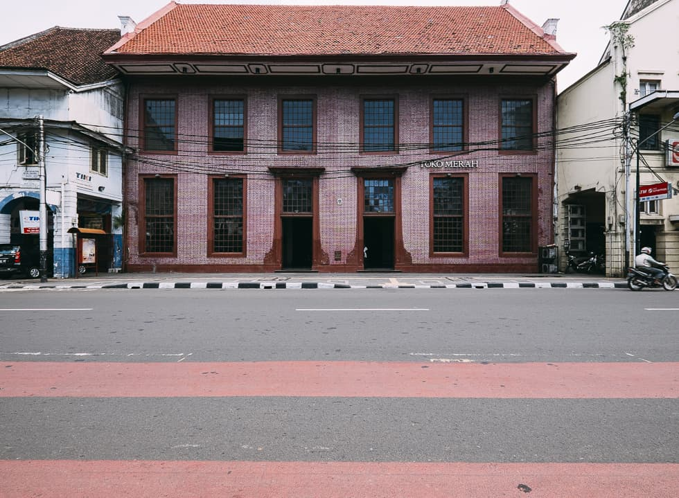 Manual Spot: Kota Tua & Glodok