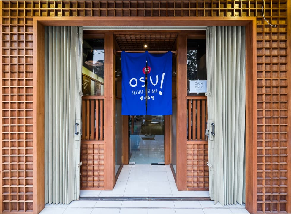 Osu! Skewers & Bar