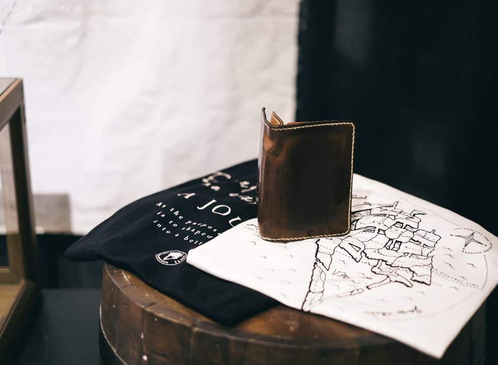 Explore, Voyageur: An Exhibition by VOYEJ