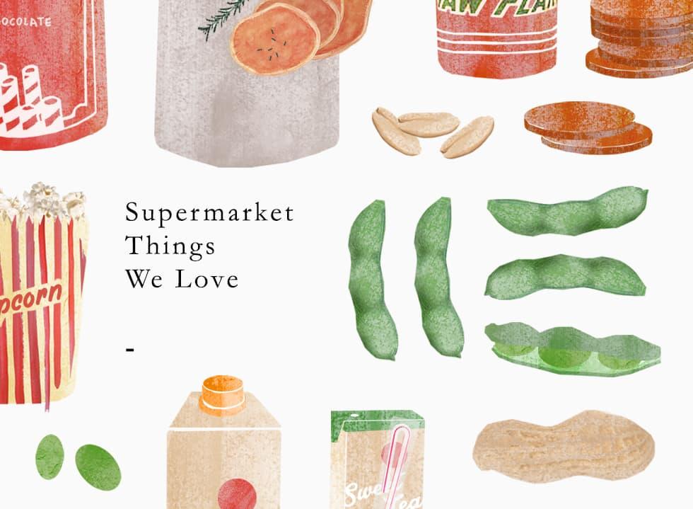 Supermarket Things We Love