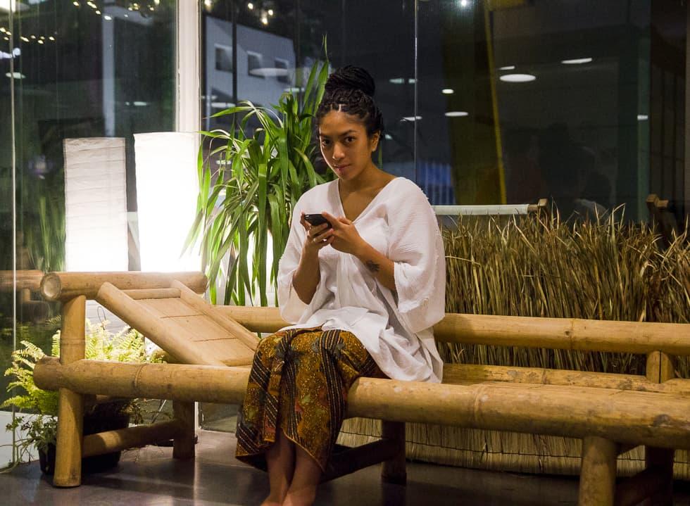Meja Makan #1: Saidjah & Adinda