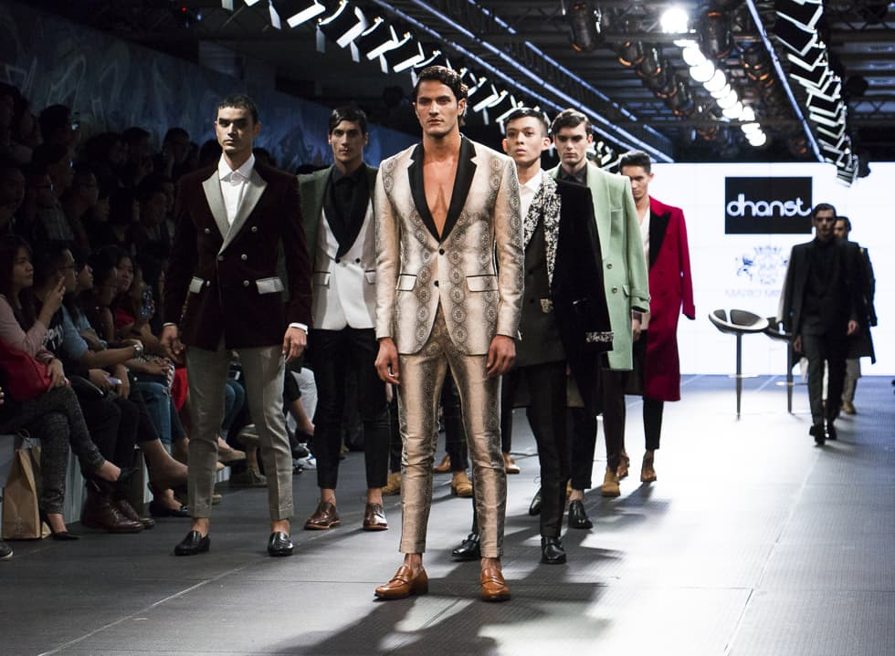 PIMFW 2015: Alleira, Dhanst by Danny, ISIS