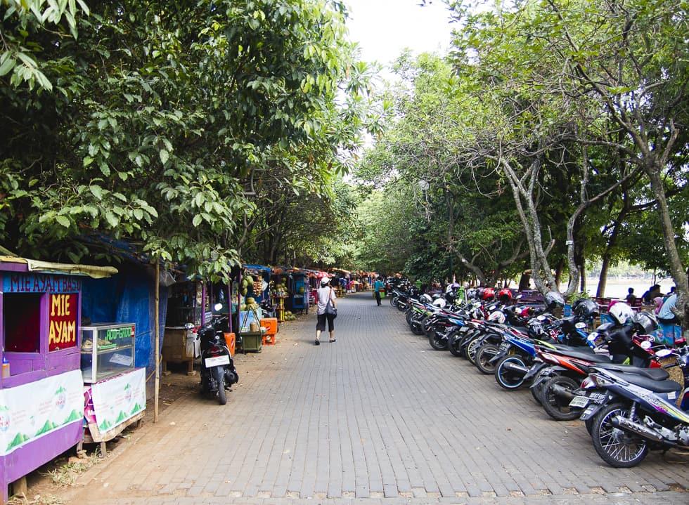 Manual Spot: Ragunan & Jagakarsa