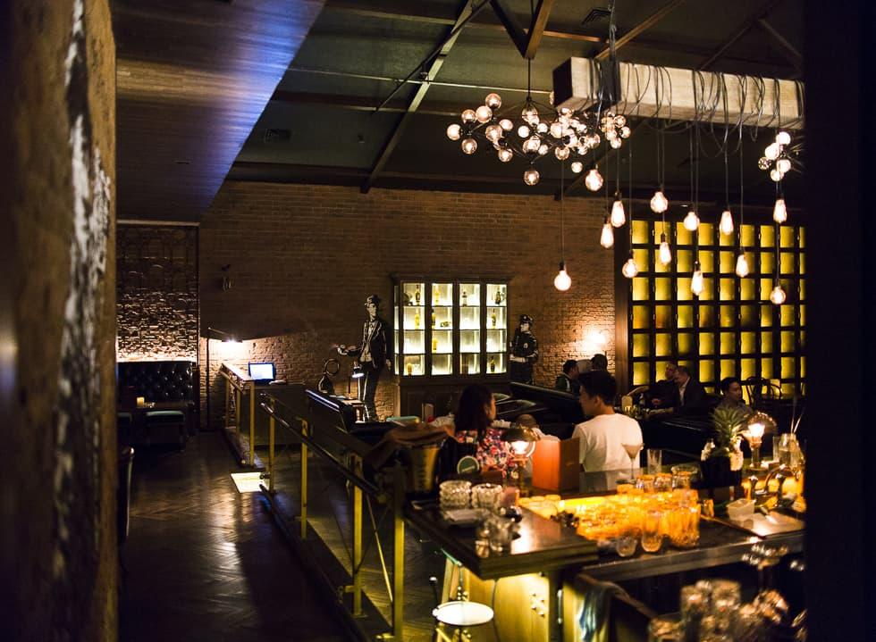 The Clandestine Bar
