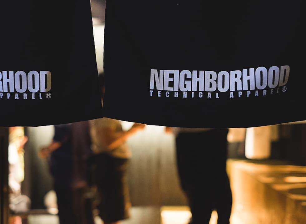 Three Buns X Neighbourhood Capsule Collection