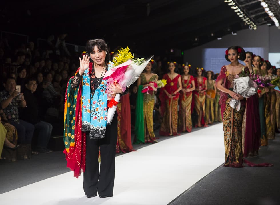 Jakarta Fashion Week 2016: Rinda Salmun and Anne Avantie