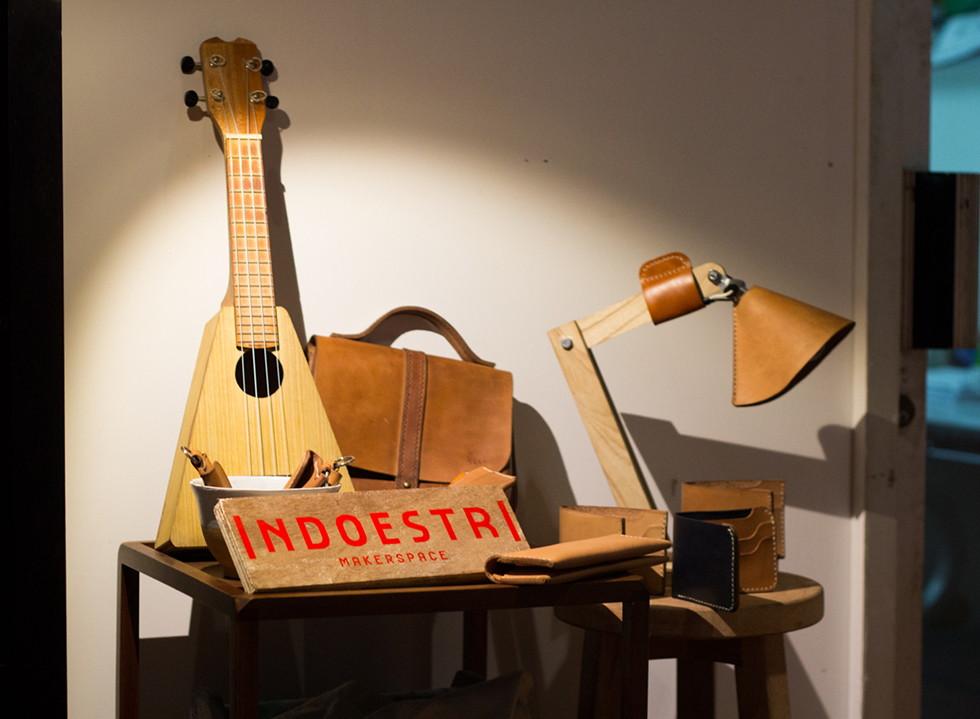 Indoestri Turned One