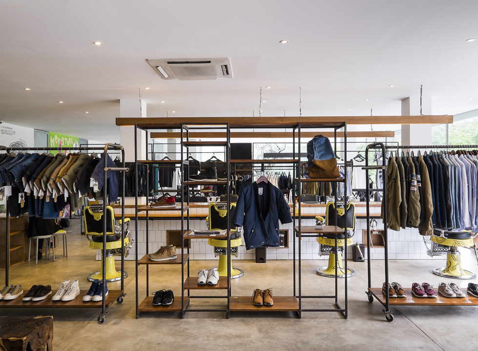 The Dynamic Duo: Monstore & Otoko's New Space