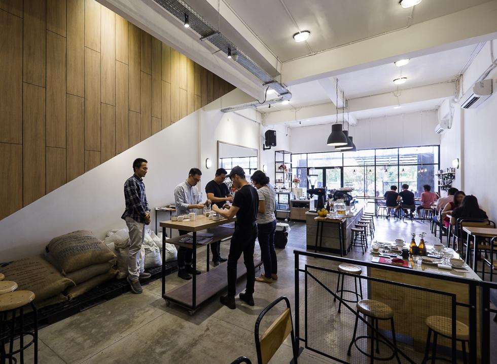 The Caffeine Dispensary's Coffee Prescription