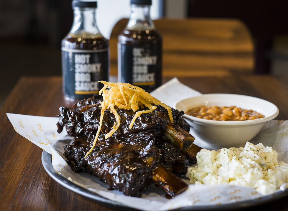 Holy Smokes: A Homage to Texas BBQ