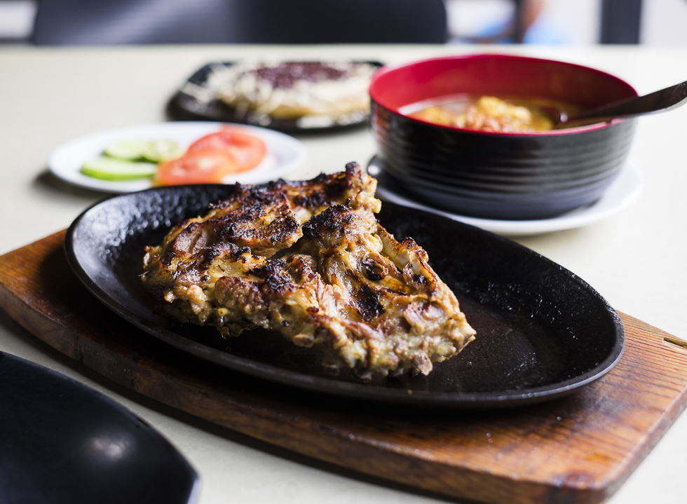 A Taste of Middle East at Kambing Bakar Cairo