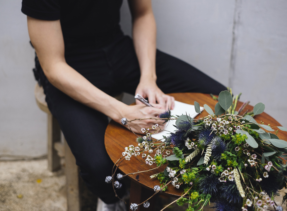 A Session with Irene & Flowers: The Floral Gang of Eccentrics