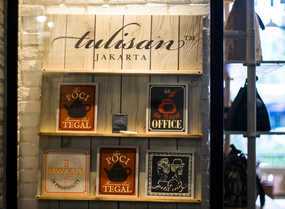 Tulisan Opens a New Store in Colony