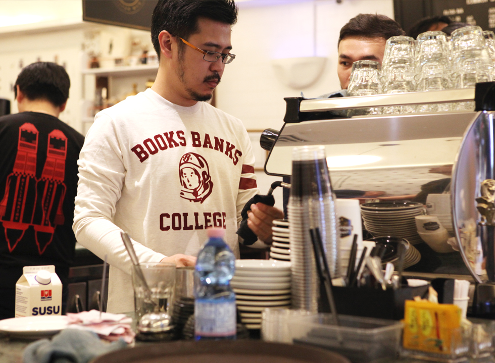 Behind the Curtain of Indonesia Barista Championship