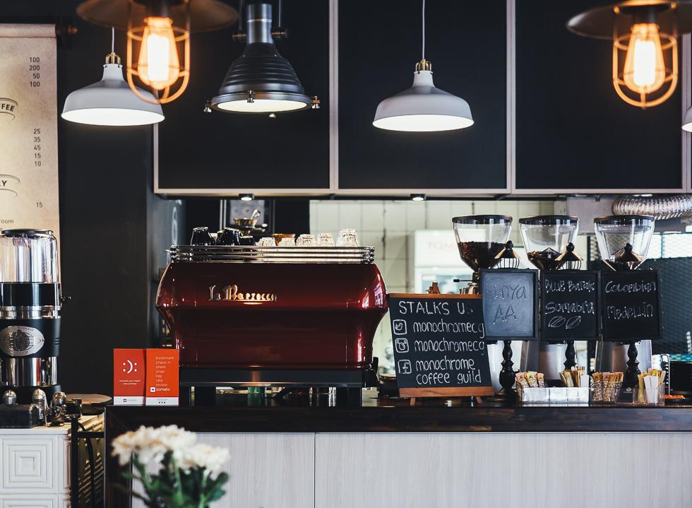Monochrome Coffee Guild