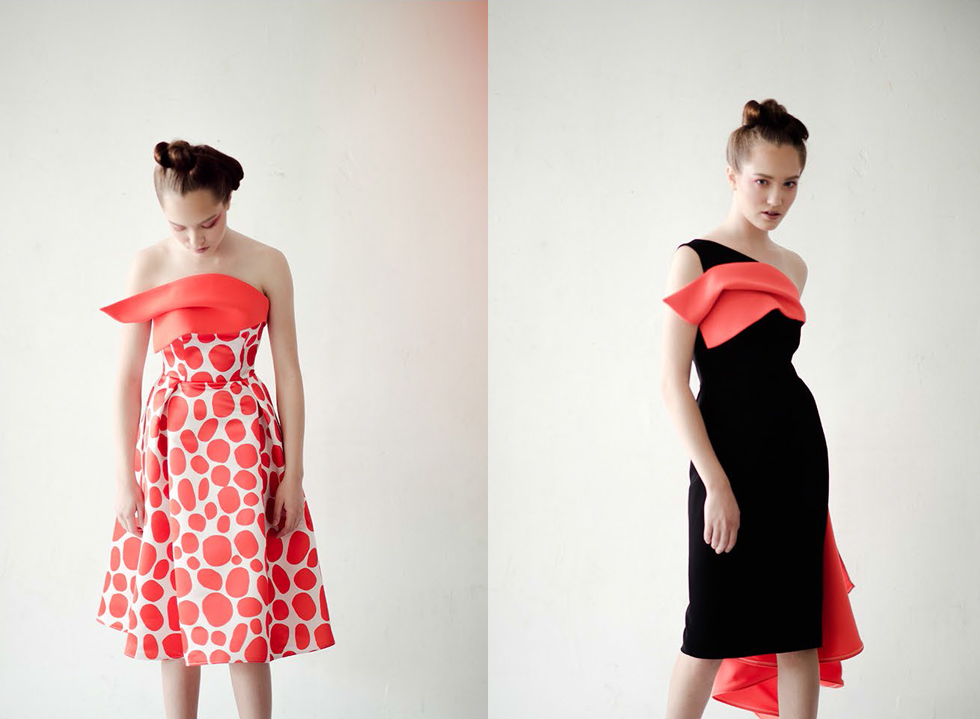 On The Label: Peggy Hartanto