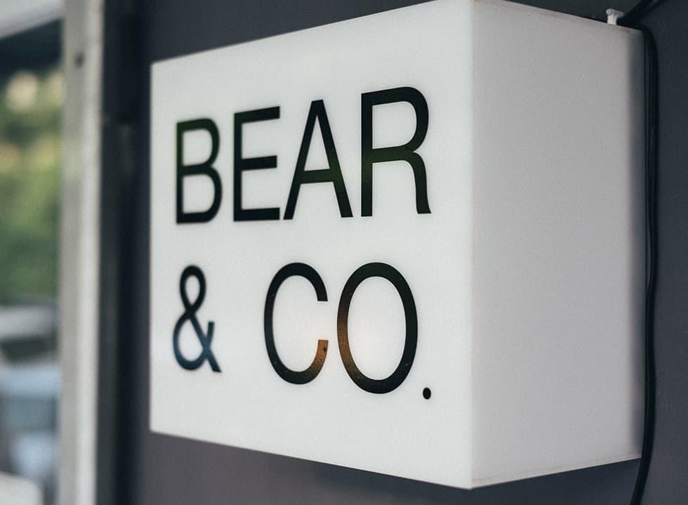 Cosying Up at Bear & Co