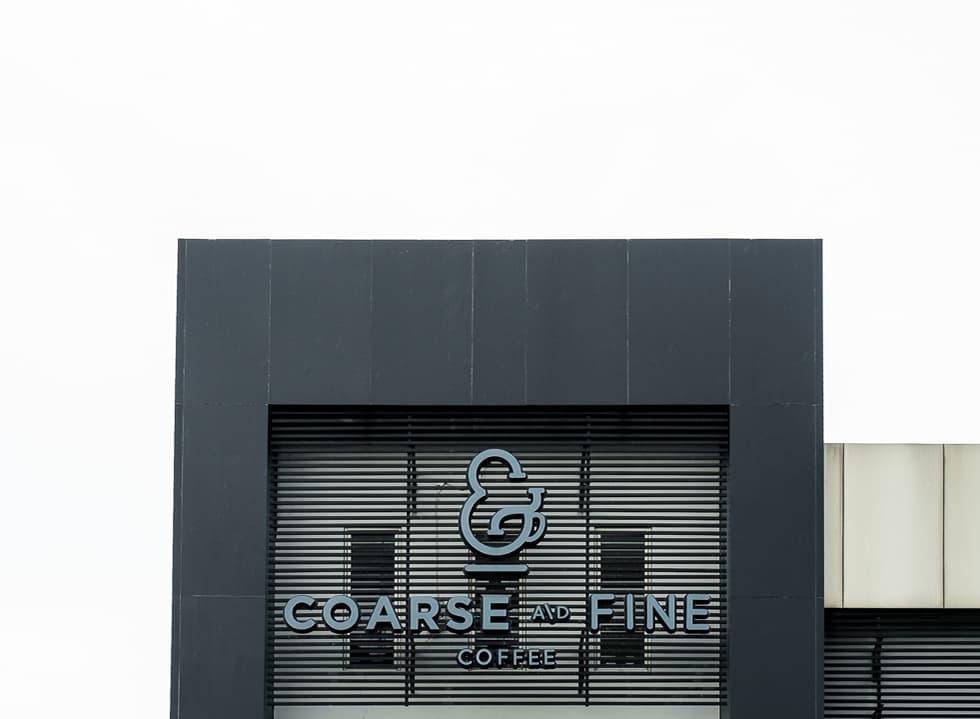 Coarse & Fine