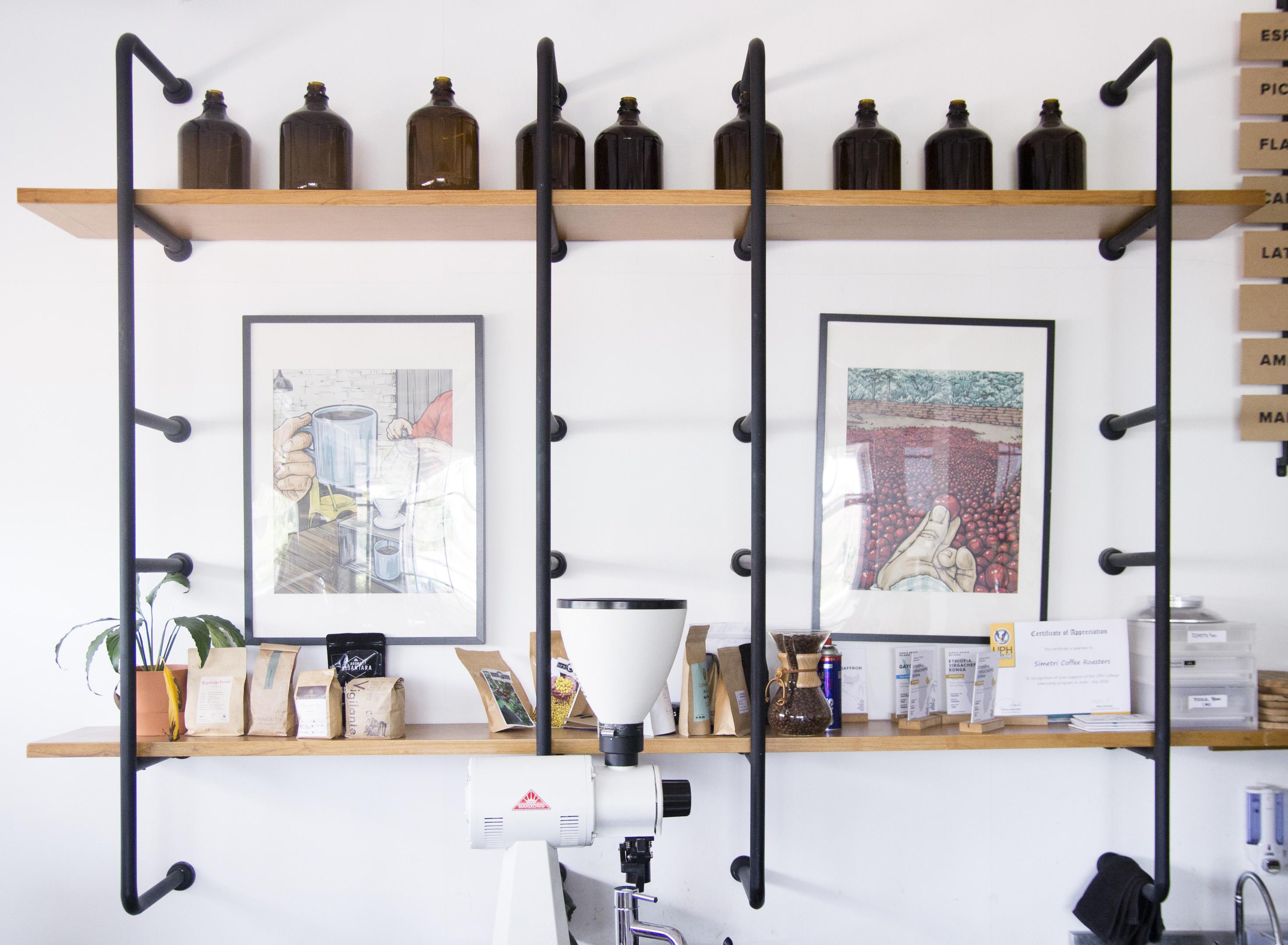Simetri Coffee Roasters