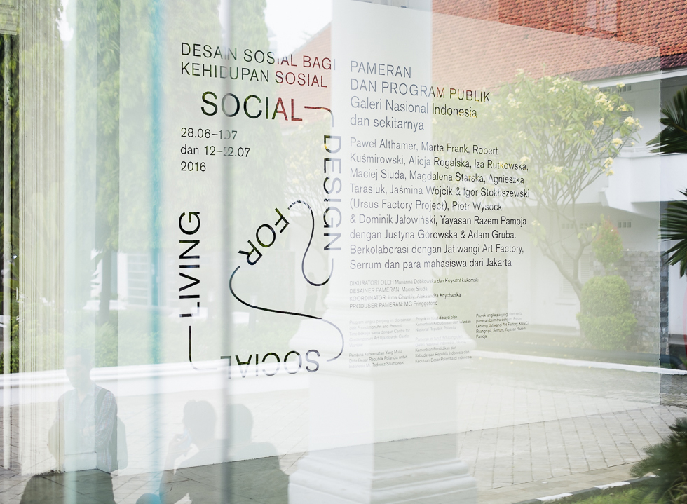 Admiring Polish Art and Design at Social Design for Social Living